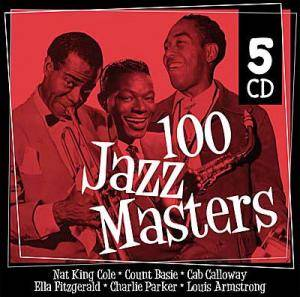 100 Jazz Masters - Cover