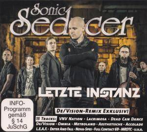 Sonic Seducer - Cold Hands Seduction Vol. 134 (2012-09) - Cover