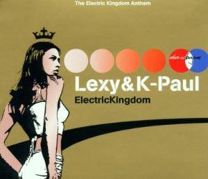 Cover - Lexy & K-Paul: Electric Kingdom