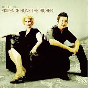 Cover - Sixpence None The Richer: Best Of, The