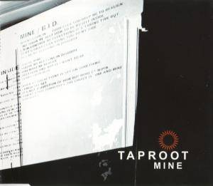 Cover - Taproot: Mine