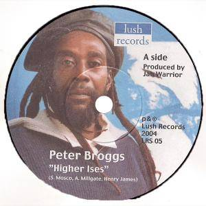 Cover - Peter Broggs: Higher Ises
