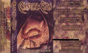 Cover - Crystal Eyes: Dragon's Lair, The