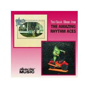 Amazing Rhythm Aces: Two Classic Albums From The Amazing Rhythm Aces - Cover