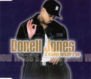 Cover - Donell Jones: U Know What's Up
