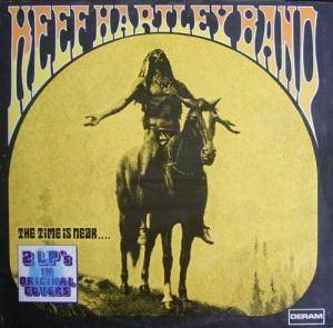 Cover - Keef Hartley Band: Battle Of The Nothwest Six / The Time Is Near, The