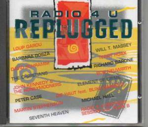 Cover - Bob Neuwirth: Radio 4 U - Replugged