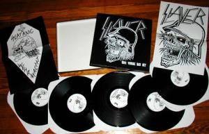 Slayer: 1984 Whore Box Set - 5-LP (2012, Bootleg, Limited