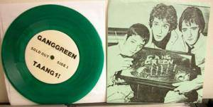 Cover - Gang Green: Sold Out