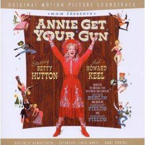 Cover - Irving Berlin: Annie Get Your Gun
