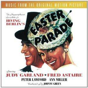 Cover - Irving Berlin: Easter Parade