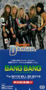Cover - Danger Danger: Bang Bang