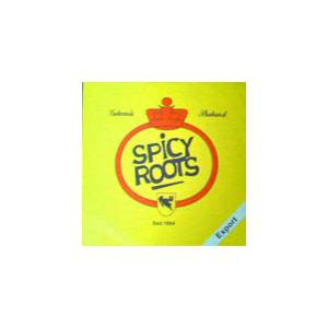 Cover - Spicy Roots: Export