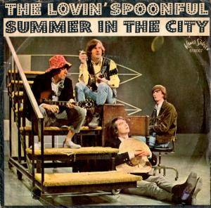The Lovin' Spoonful: Summer In The City - Cover