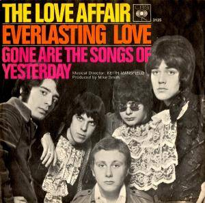 The Love Affair: Everlasting Love - Cover
