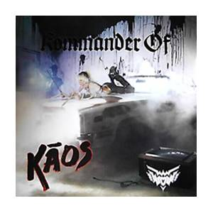 Wendy O. Williams: Kommander Of Kaos (CD) - Bild 1