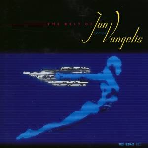 Jon & Vangelis: Best Of Jon And Vangelis, The - Cover