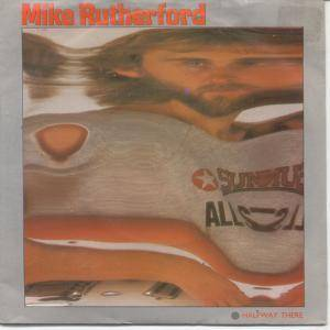 Cover - Mike Rutherford: Halfway There