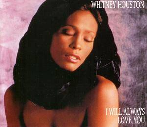 Whitney Houston: I Will Always Love You - Cover