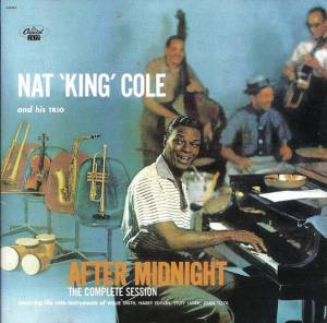 Cover - Nat King Cole: After Midnight