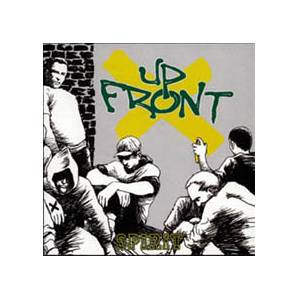 Up Front: Spirit - Cover