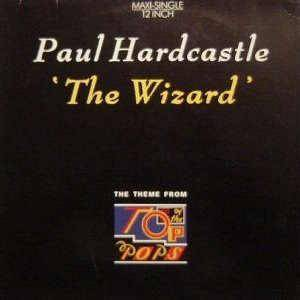 Paul Hardcastle: Wizard, The - Cover
