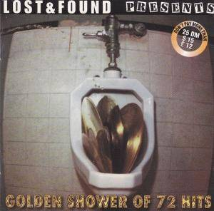 Cover - Dead Beat: Golden Shower Of 72 Hits