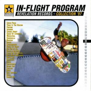 Cover - Bold: In-Flight Program - Revelation Records Collection '97