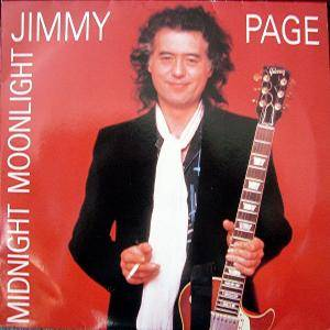 Jimmy Page: Midnight Moonlight - Cover