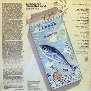 John Lennon & Plastic Ono Band: Shaved Fish (LP) - Bild 2