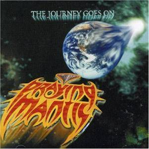 Praying Mantis: Journey Goes On, The - Cover