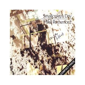 Mike Rutherford: Smallcreep's Day - Cover