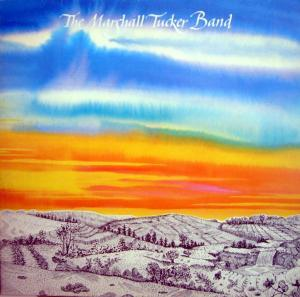 Marshall Tucker Band, The: Marshall Tucker Band, The - Cover