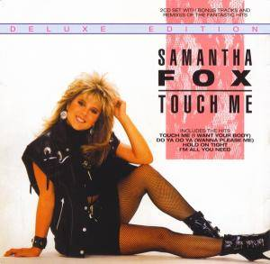 Samantha Fox: Touch Me (2-CD) - Bild 2