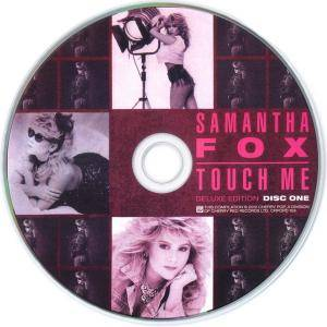 Samantha Fox: Touch Me (2-CD) - Bild 3