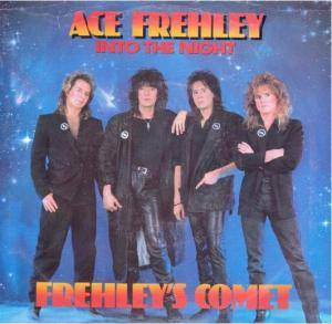 Cover - Ace Frehley: Into The Night