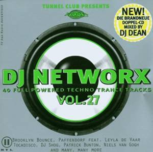 Cover - Mikesh: DJ Networx Vol. 27