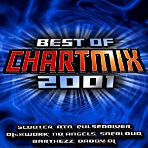 Cover - DJ Quicksilver: Best Of Chartmix 2001