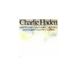 Cover - Charlie Haden: Closeness
