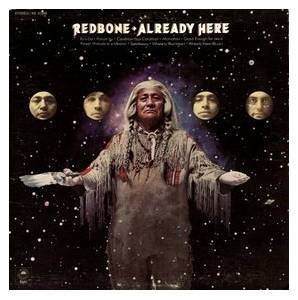 Cover - Redbone: Already Here