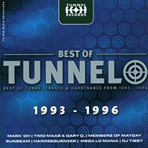 Cover - DJ Tom & Norman: Best Of Tunnel - Best Of Tunnel Trance & Hardtrance From 1993-1996