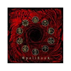 Haiduk: Spellbook - Cover