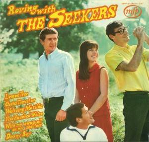 Cover - Seekers, The: Roving With The Seekers