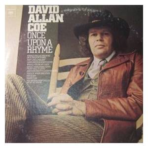 Cover - David Allan Coe: Once Upon A Rhyme