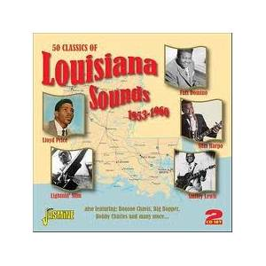 Cover - Smiley Lewis: 50 Classics Of Louisiana Sounds 1953-1960