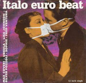 Cover - Mike Hammer: Italo Euro Beat