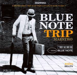 Blue Note Trip Maestro Vol. 7 - Birds/Beats - Cover