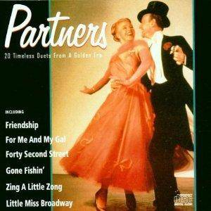 Cover - Bing & Gary Crosby: Partners - 20 Timeless Duets From A Golden Era