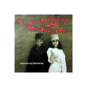 Cover - Louchie Lou & Michie One: Somebody Else's Guy (Me Did Love You)