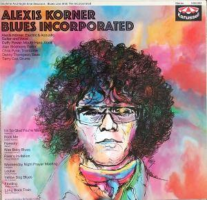 Cover - Alexis Korner's Blues Incorporated: Daytime And Night-Time Sessinons